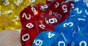 kockice, društvene igre