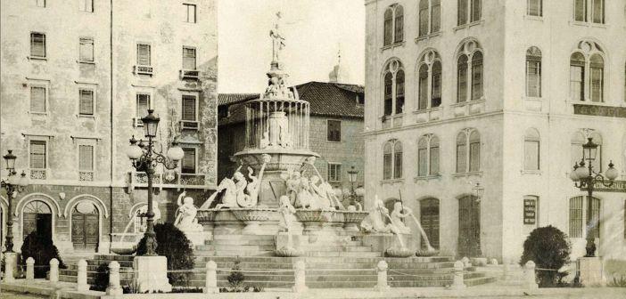 Sedam desetljeća bez Monumentalne fontane