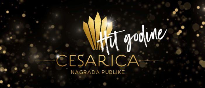 Cesarica - hit godine