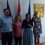 Hrvoje Akrap, Jelena Hrgović, Dina i Željana Levačić