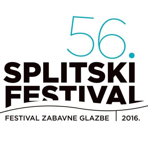 Ostavljam Vas Moji Najdraži - 56. Splitski festival