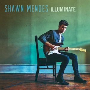 There's nothing holdin' me back - Illuminate