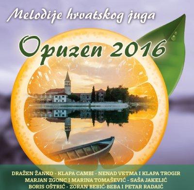 Zalud Pismu Pivan - Melodije hrvatskog juga - Opuzen 2016