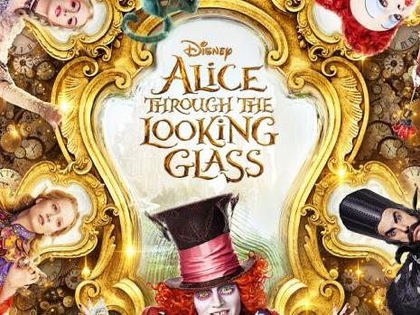 Just Like Fire - Soundtrack Alice Through The Looking Glass