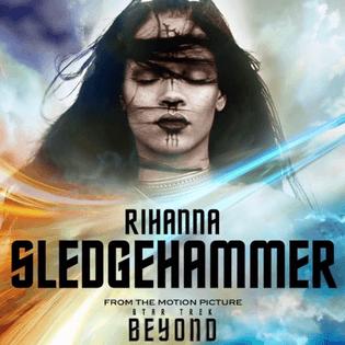 """Sledgehammer - soundtrack """"Star Trek Beyond"""""""