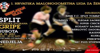 Hrvatska malonogometna liga za žene