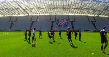 Hajduk trening