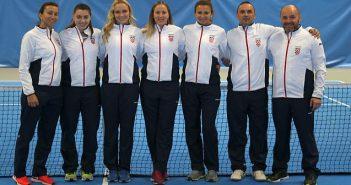Hrvatska Fed Cup reprezentacija