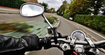 motocikl, brzina