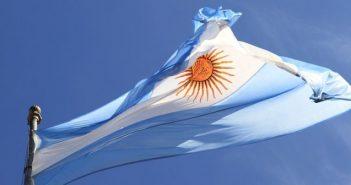 Argentina, zastava
