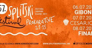 Splitskog festivala