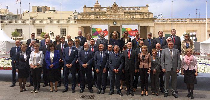 Vijeće ministara za okoliš EU-a na Malti
