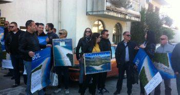 Boljani prosvjed