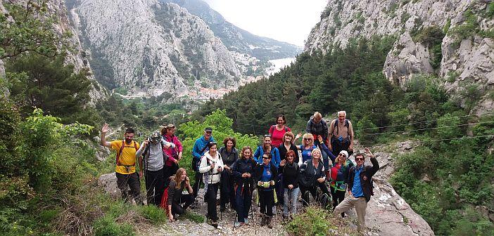 Festival planinarstva u Omišu