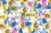 novac, euro, jackpot