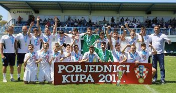 pioniri Hajduka pobjednici Kupa Hrvatske