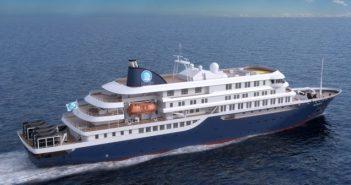 Polar Expedition Passenger Ship