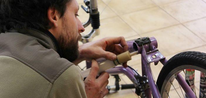 Biciklopopravljaonica, Klub Zona