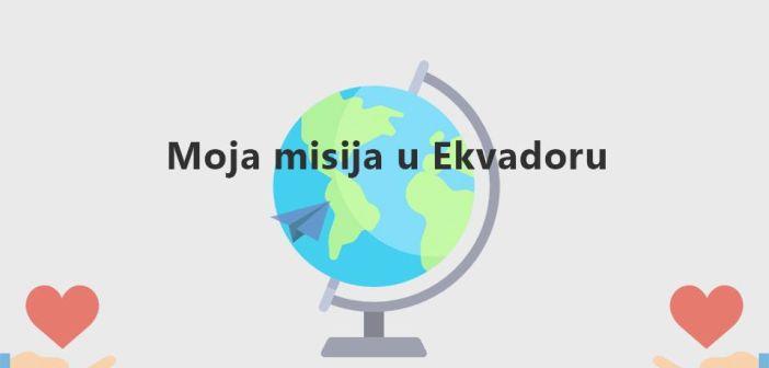 predavanje Moja misija u Ekvadoru, Klub mladih Split