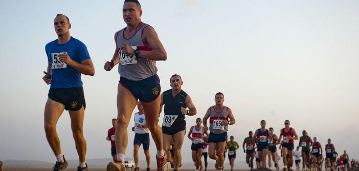 utrka, trkači
