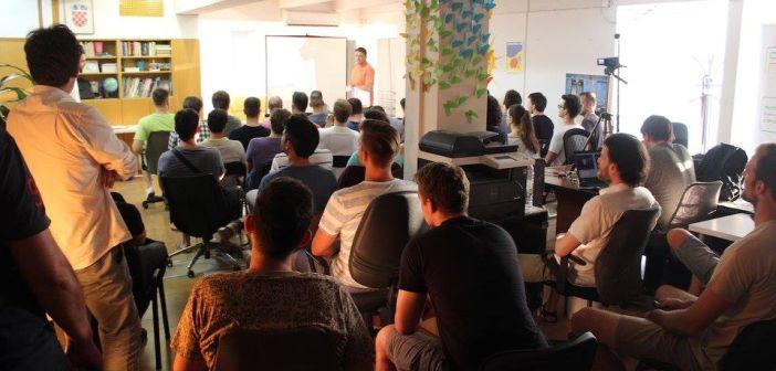 Blockchain Meetup 7, Klub mladih Split