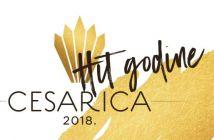 Cesarica Hit godine 2018.