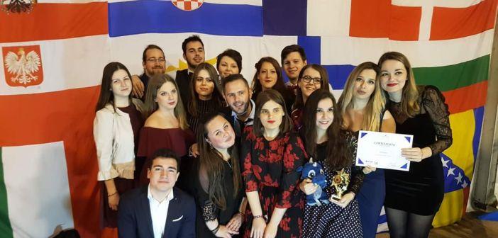 Volonteri Erasmus studentske mreže Hrvatska