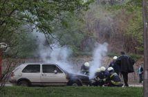 požar vozilo