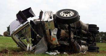 kamion nesreća