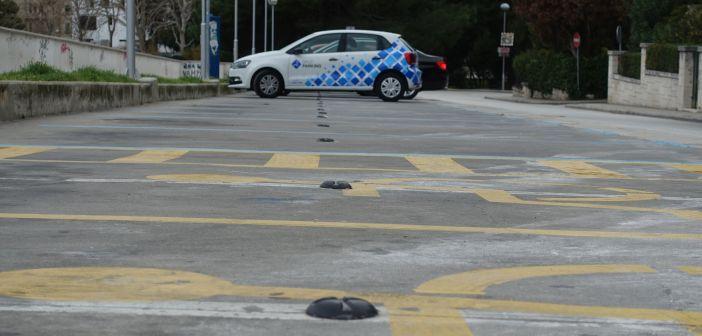 ulični senzori za parkiranje