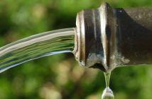 voda, fontana
