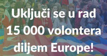 Erasmus, volonteri