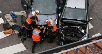 prometna nesreća vatrogasci