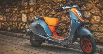 motocikl, moped, vespa