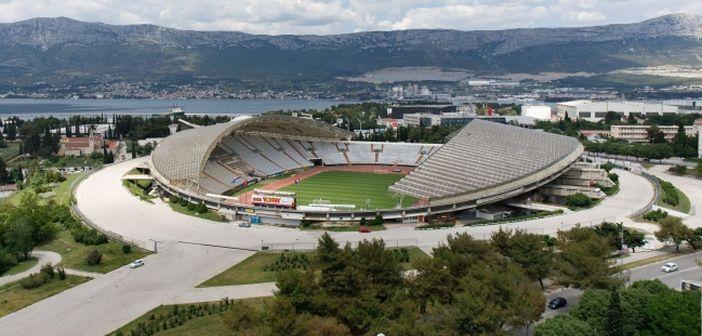 Hajduk, Poljud, stadion