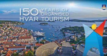 Hvar 150 g. turizma