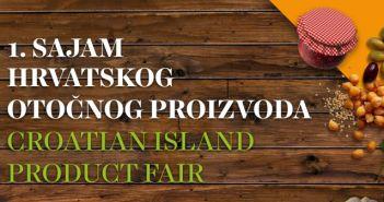 1. sajam Hrvatskog otočnog proizvoda