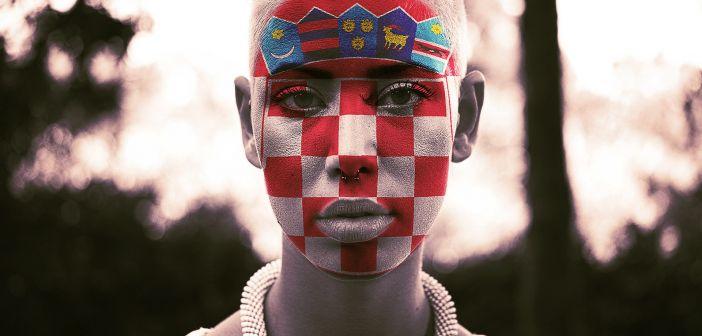 kockice hrvatska navijač
