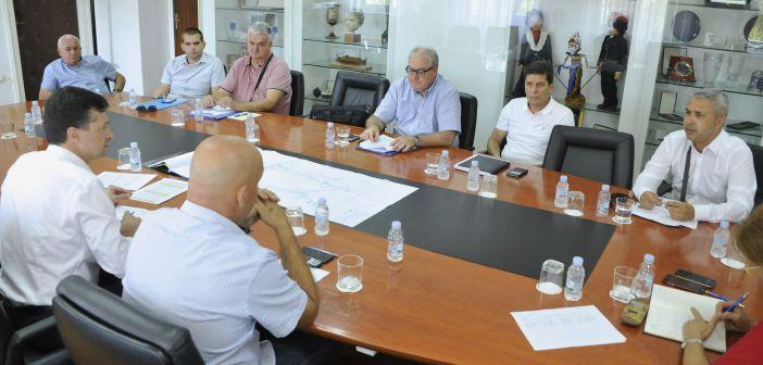 Grad Split, sastanak, preregulacija prometa 22.08.2018.