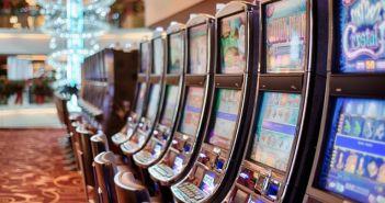 casino, automat klub
