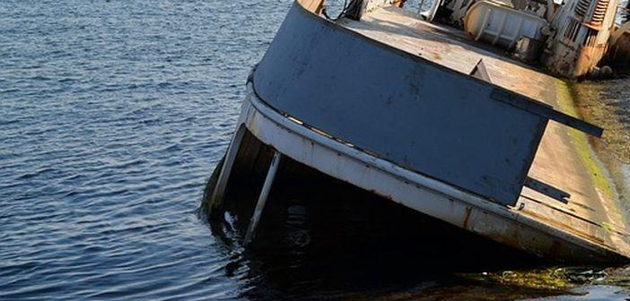 potonuće broda