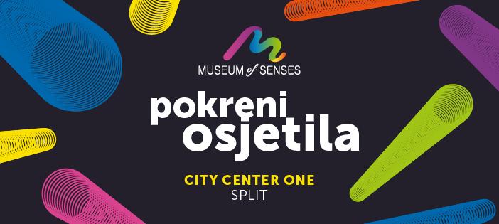 Vodimo cijelu obitelj u 'Museum of Senses Split'!