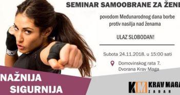 Besplatni seminar za žene