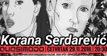 Bookvica Korana Serdarević