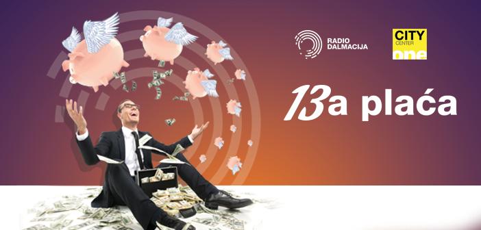 Osvoji 13. plaću na Dalmaciji!