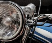 Ukraden Yamaha motor u Podstrani