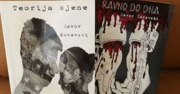 The Split Mind književna večer, Davor Novevski