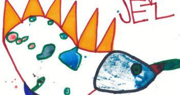 Aukcija crteža učenika Centra za autizam