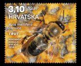 Pčele na poštanskim markama za prvi dan proljeća