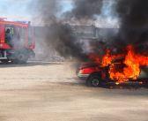 Kaštel Sućurac: Izgorjela dva automobila, nema kaznenog djela